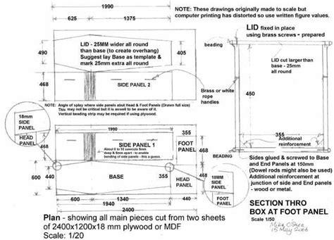 make your own blueprints free simple casket plans blueprints pdf diy how to
