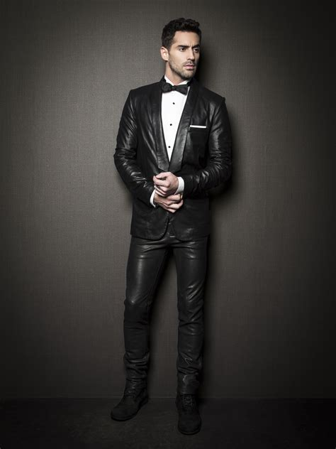 s leather suit by la marque collection the ultimate