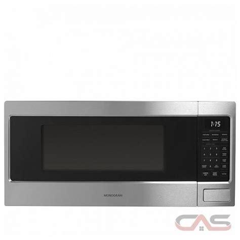 monogram zemsjssc countertop microwave monogram microwave