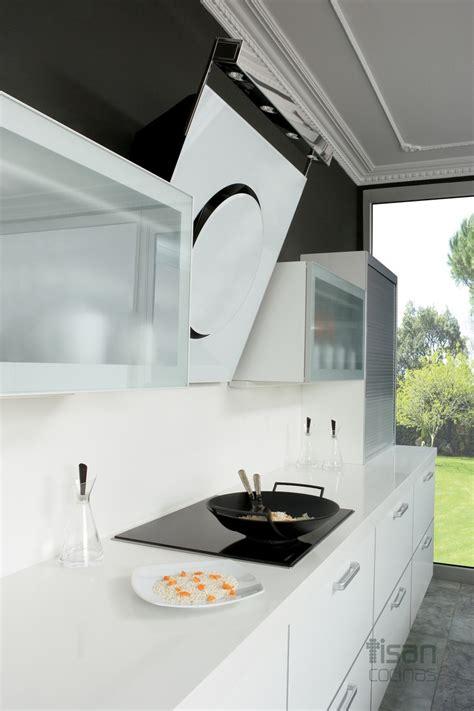 cocina moderna compact blanco cocinas modernas tisan