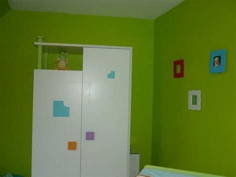 chambre bébé vert anis deco chambre ado vert anis