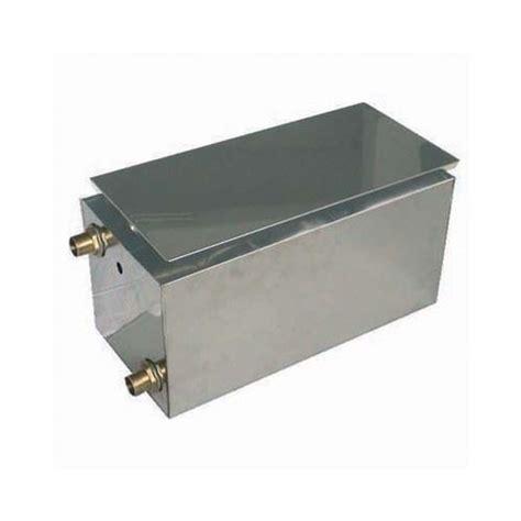 vaso di espansione termocamino vaso di espansione acciaio inox 30 lt per termocamino