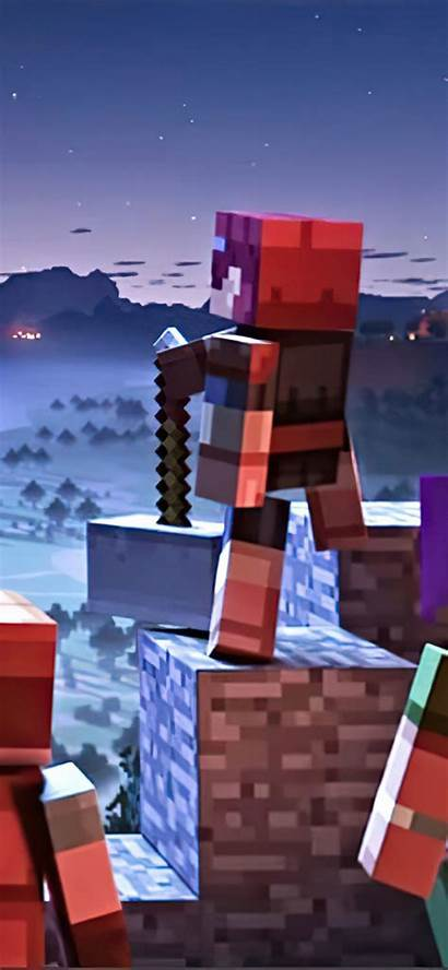 Minecraft Dungeons 4k Wallpapers Iphone Games Xs