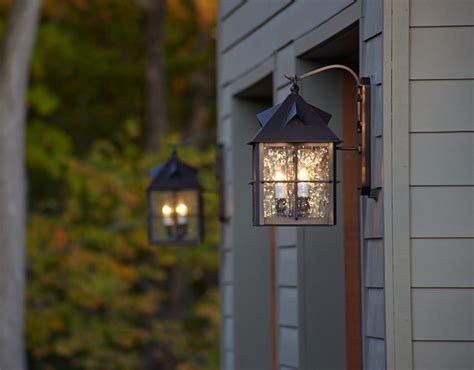 exterior garage lighting transitional outdoor wall
