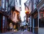Image result for shambles medieval street in york