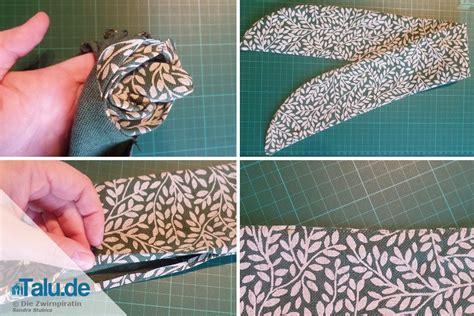 haarband selber nähen haarband selber machen ber 50 originelle ideen wie sie haarband selber machen haarband und