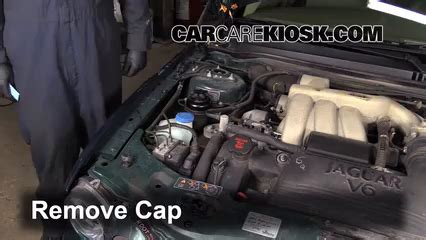 fix power steering leaks jaguar x type 2002 2008 2005 jaguar x type 3 0l v6 sedan