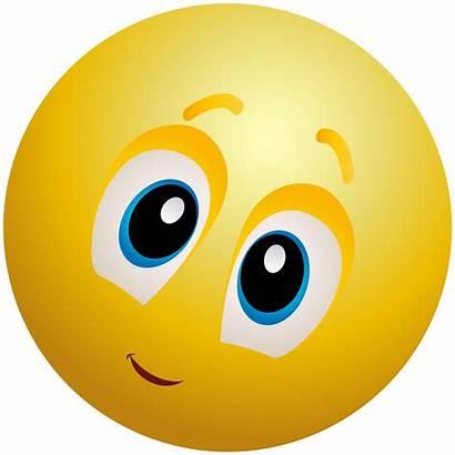 Emoji Clip Clipart Face Kindly Smiley Emoticon