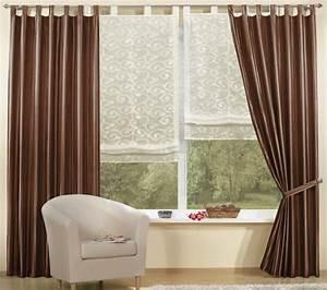 Gardinen Vorhänge Ideen : gardinen wohnzimmer ideen vorhange ~ Sanjose-hotels-ca.com Haus und Dekorationen