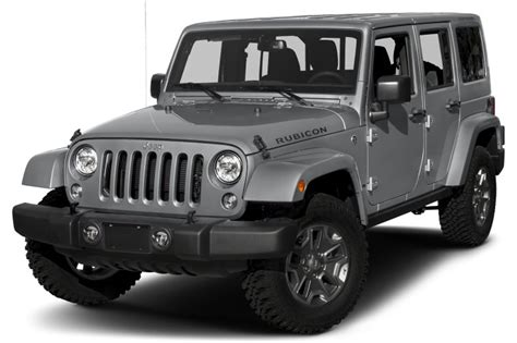 2017 Jeep Wrangler Unlimited Rubicon 4dr 4x4 Pictures