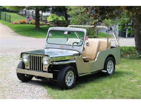 vintage willys jeep classic willys for sale on classiccars com 129 available