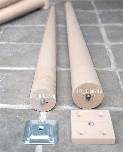 fabriquer un pied de le bage t fabricant de pieds de table et plateau en bois design