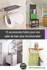 Accessoires Pour Salle De Bain : accessoires fut s pour la salle de bain 15 id es ~ Edinachiropracticcenter.com Idées de Décoration