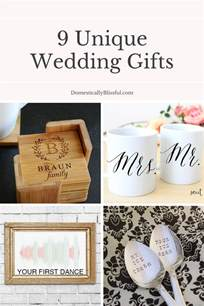 awesome wedding gifts 9 unique wedding gifts