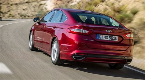 ford mondeo titanium  tdci   review car magazine