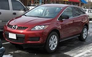 2007 Mazda Cx-7 - Information And Photos