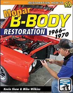Mopar B-body Restoration  1966