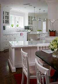 pictures of white kitchens Design Ideas for White Kitchens | Traditional Home