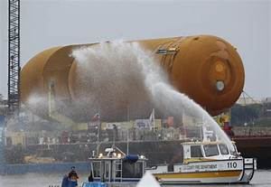 Space shuttle external tank to be displayed in Los Angeles ...