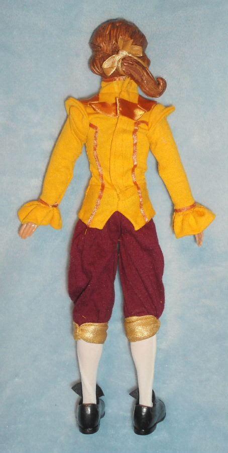 john rolfe  pocahontas   doll