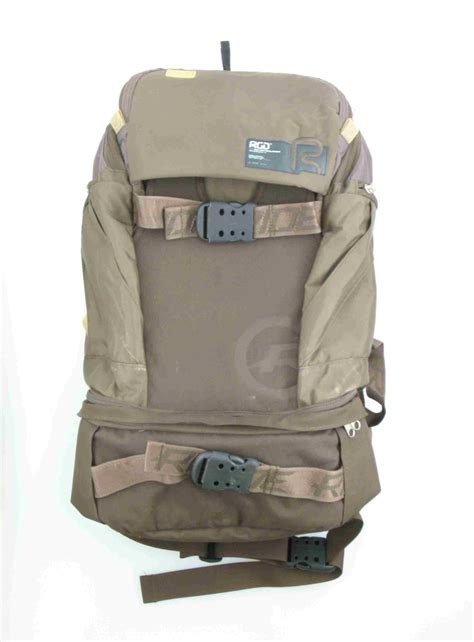 Backpack Chair With Cooler by New Ride Regime Backpack With Mini Chair Cooler Ebay