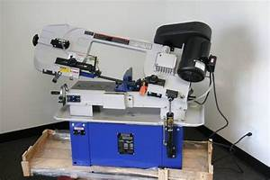 Eisen 712w Bandsaw  7 U0026quot X12 U0026quot  Bandsaw With 1hp  Single