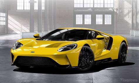 """フォード Gt 新型は価格も""""スーパー""""…アヴェンタドール 超え40万ドル台半ばに"""