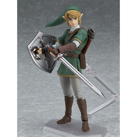 Figma Link And Zelda Twilight Princess Ver Pictures