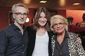 Carla Bruni-Sarkozy, Nicolas Sarkozy, Alain Souchon ...