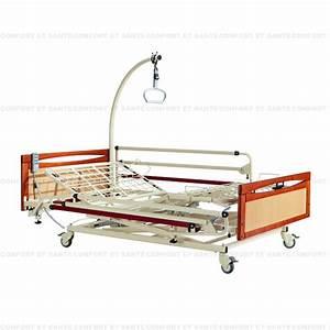 Lit Medicalise 120 : lit m dicalis fortissimo ~ Premium-room.com Idées de Décoration