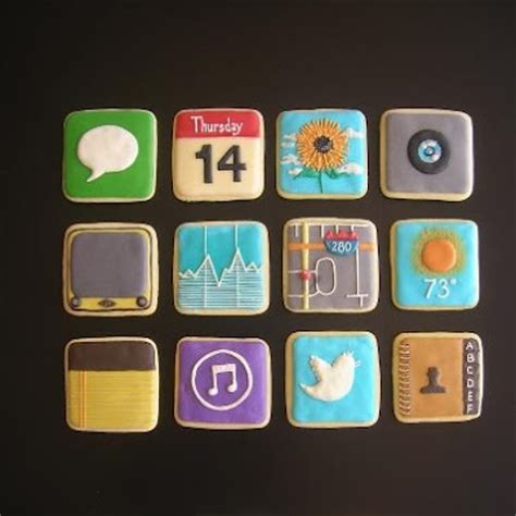 iphone cookies 32 best images about awesome tech cookies on