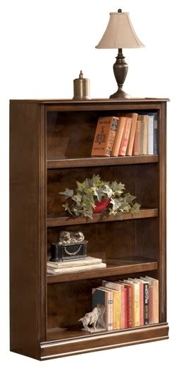Hamlyn Bookcase by Hamlyn Medium Brown Medium Bookcase Bookcases D L