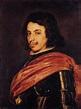 Portrait of Francesco I d'Este - Diego Velazquez - WikiArt ...