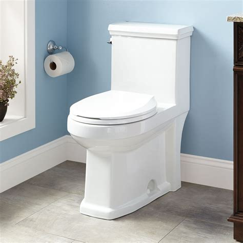 in this toilet koenig siphonic round one piece toilet ada compliant