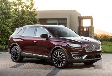 2019 Lincoln Nautilus Price, Release Date, Review, Specs