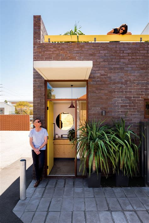 dolce house   contemporary urban home  warehouse style