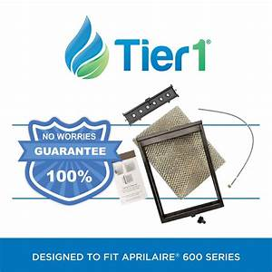 Aprilaire Comparable Humidifier Maintenance Kit 600 Series