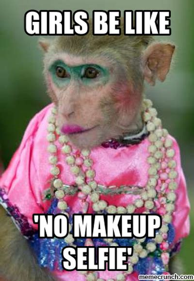 No Makeup Meme - selfie no makeup memes