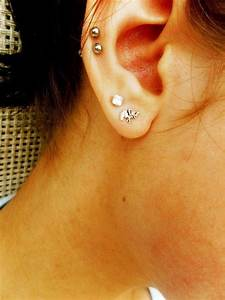 25  Awesome Auricle Piercing Pictures