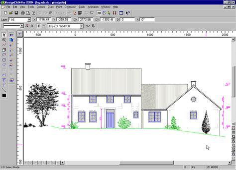 bureau d architecture e exemple designcad