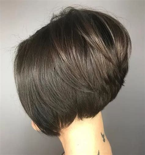cute  easy short layered hairstyles page