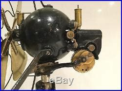 antique electric hurricane ls 12 tigre hurricane d c 220 volt antique electric fan of