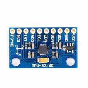 Produino MPU 6500 3 Axis Gyroscope And Accelerator Sensor