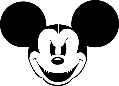 Dope Mickey Mouse Clipart