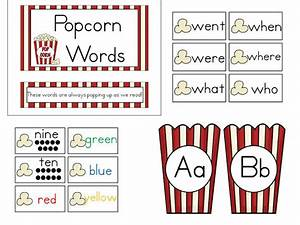 Popcorn Bucket Template download free software - managerlabs