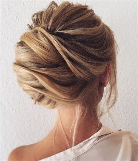 Classic Twist Updo Hairstyle by 40 Updos For Hair Easy And Updos For 2019