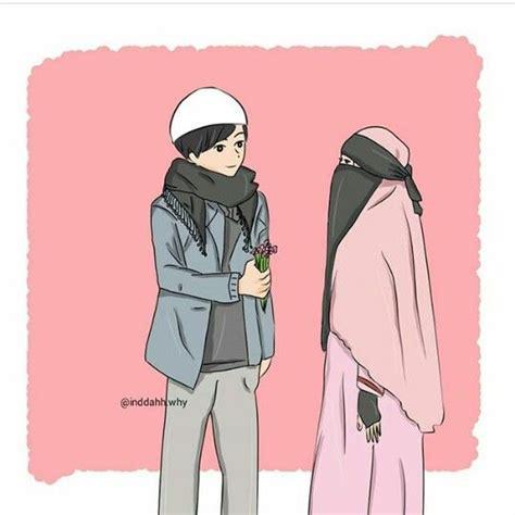 pin oleh ruqayyah alrani  couple muslim art