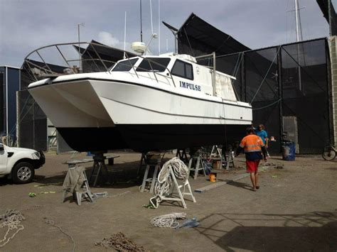 Fishing Boat For Sale Qld by Nustar Comet 9 6 Comemrcial Fishing Catamaran Commercial