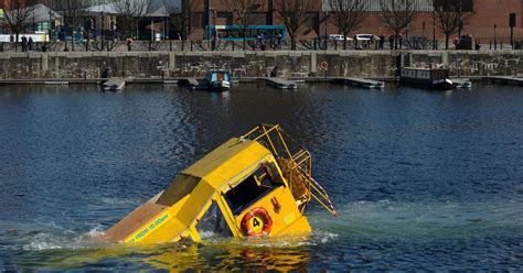 Boat Service Liverpool by Duck Boat Sinkings In Liverpool And Caused By Fault