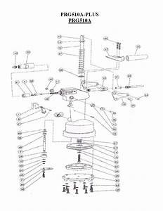 Emhart Proset 1600 Schematic Three Day Tool